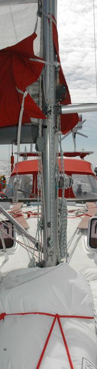 Aboard Jemima